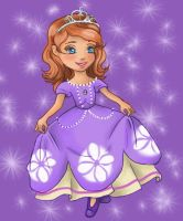 Sofia The First by ChelseaFavre