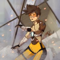 Tracer (2016) by The-Poumi