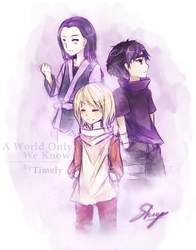 A World Only We Know - Fanart by Syea