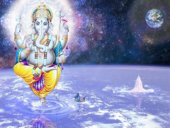 Ganesha by Valleysequence