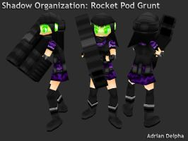 Shadow POD Grunt by DelphaDesign