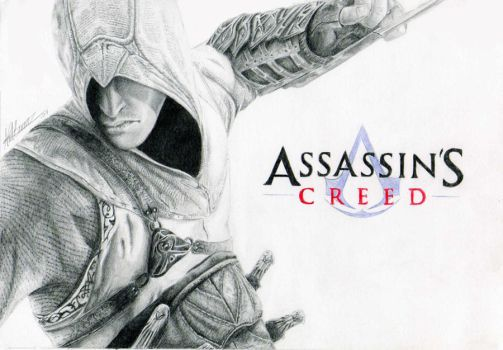 Assassin's Creed by Laminated-TeabaG