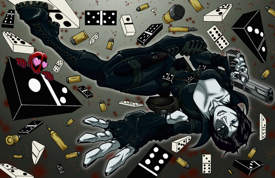 Domino by senorfro