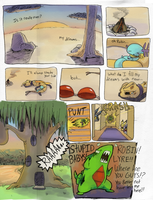 Sand in the Wind Pt 11 by CrazyIguana