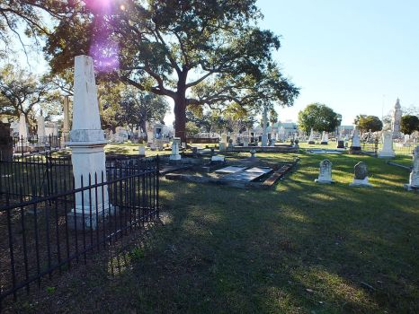 Cemetery 24 by blacklacestock