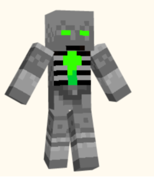My Minecraft Self Larger by MechaTron04