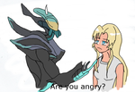 Are you angry? by lady-warrior