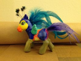 My Little Pony Kevin from Up by TexacoPokerKitty