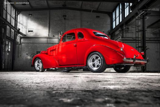 1937 Chevrolet Master De Luxe  - Shot 1 by AmericanMuscle