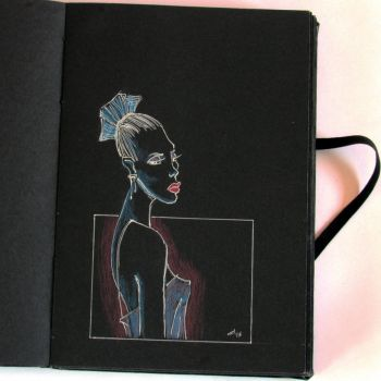 Black Book 04 - Blues by rod-roesler