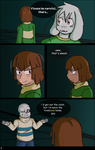 Curiousity Pg15 by GhostLiger