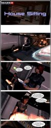 Mass Effect - House Sitting by Rastifan