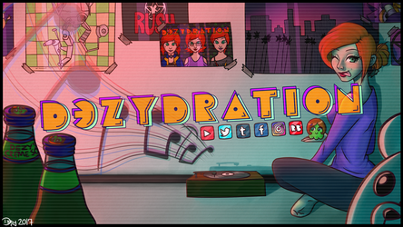 Dezy Channel Art 3 by d3zydration