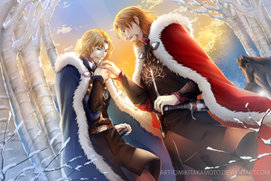 CM: A Winters Solstice by MikiTakamoto
