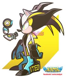 Electric the hedgehog by eliana55226838