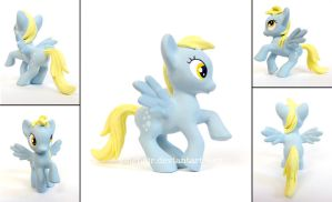 Derpy Hooves Sculpt by Longhair