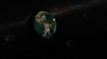 Earth (Post Cataclysm) by jporter64060