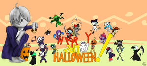 This is Halloween!! by Oto-Maru