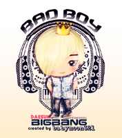 BAD BOY - Daesung by babymoon321