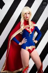 Supergirl is not pleased by MeganCoffey
