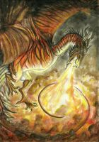 The Lord of Fire by Tir-Goldeness