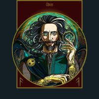 Dances with Tricksters: Odin by ReneeVonMorren