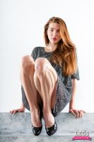 Heather's Deliciously Serrated Calf Muscle Sinews by LegsEmporium