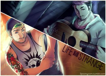 Mark and Jack   Life Is Strange by Spoonycorn