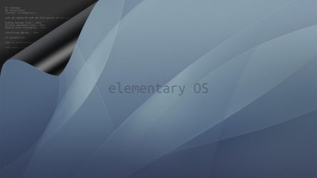 aqua-graphite wallpaper for elementary OS by Dany-Gee