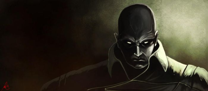 Mr. X by bustercloud
