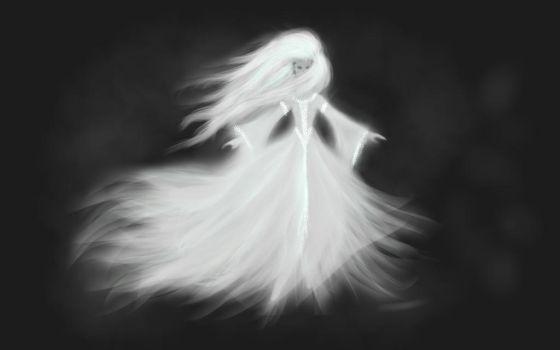 ghost by marilynsinister