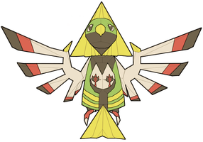 Xatu can't Tetraforce
