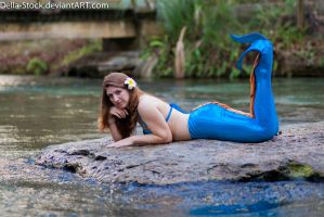 Mermaid Melanie 9 by Della-Stock