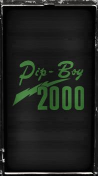 Pipboy 2000 Stealth by sitrirokoia