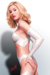 Emma Frost by guisadong-gulay