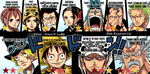 One Piece 746  Dressrosa's Most Wanted by SimoDLuffy