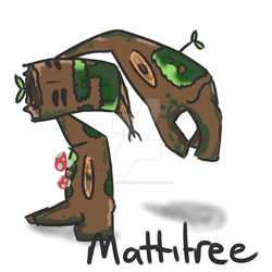 Mattitree by SHAD0W-SEEKER