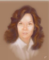 commissioned portrait by dena-gray