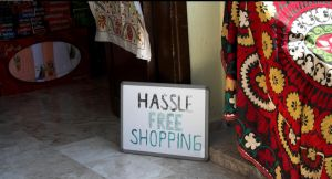 Hassle-Free shopping by enframed