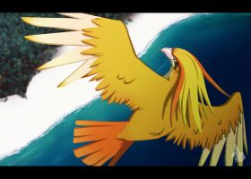 Falkner by Paper-Rabbit