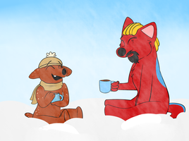 Hot Cocoa by Radicalhat