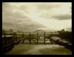 Tyneside Reflections by Baby-Shambles