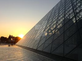 Louvre by RevesdeFrance