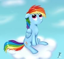 Dashie by FluffleLord