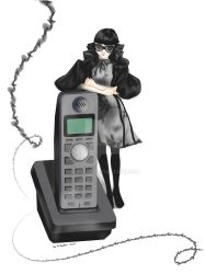 Pick up the Phone by Silent-7