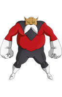 Toppo - Universe 11 by Dannyjs611