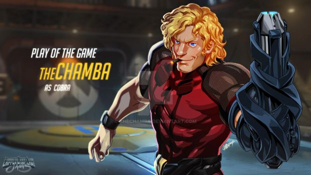 CCC-Jams - Overwatch - Cobra by theCHAMBA