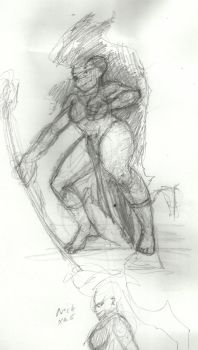 sketche by NICK-XMG