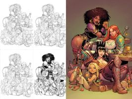 Trade Cover Process by TessFowler