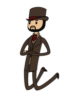 TotalBiscuit the Cynical Lord by BunniHunni
